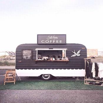"""Coffee Shops of the World on Instagram: """"@newyorkstuff at @sailawaycoffee - BRB selling all my be"""