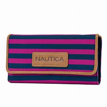 Nautica Women's Perfect Carry-All Money Manager RFID