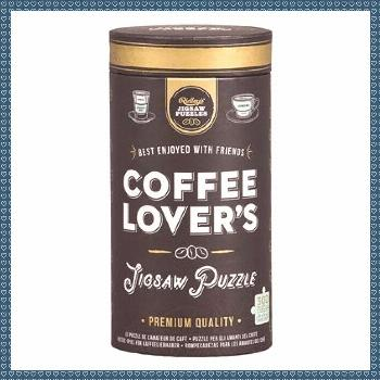 Ridley's Games Coffee Lovers Jigsaw Puzzle 500PCS