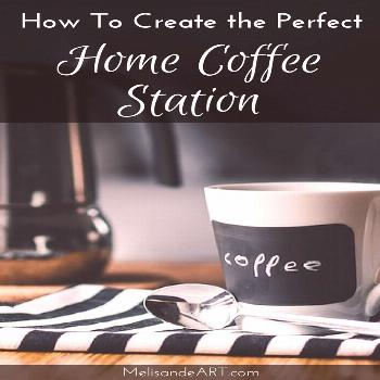 Tired of waiting in endless lines and spending way too much for bistro coffees? Why not build your