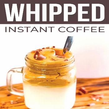 Whipped Coffee Attention, coffee lovers! Get ready for a life-changing experience! Our Whipped Coff